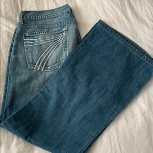 7 For All Mankind Dojo Jeans - Size 32